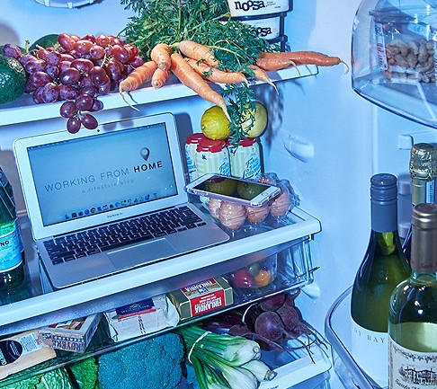 5 Hacks to Resist The Fridge